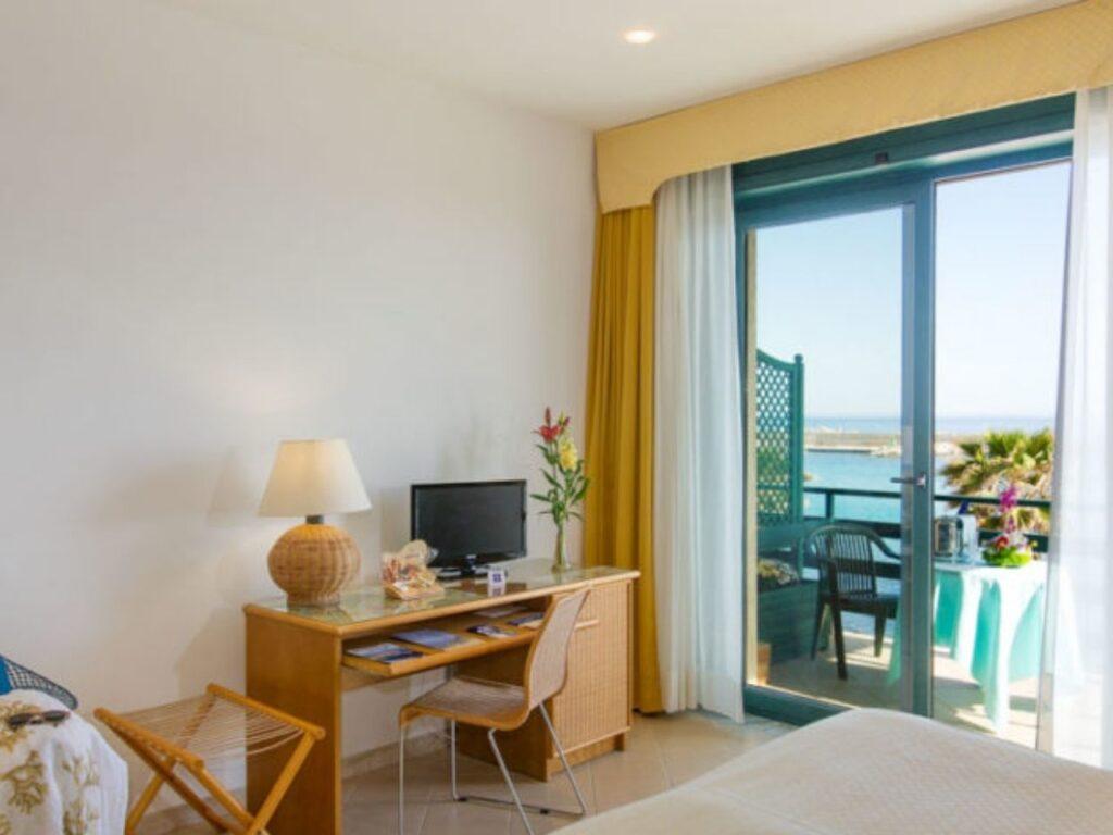Hotel w Leuca - Rowerowe Włochy z BezGranic Travel