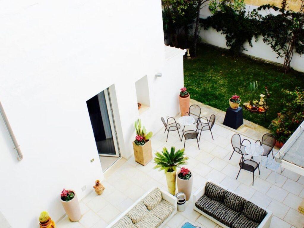Pensjonat w Lecce - Rowerowa Apulia