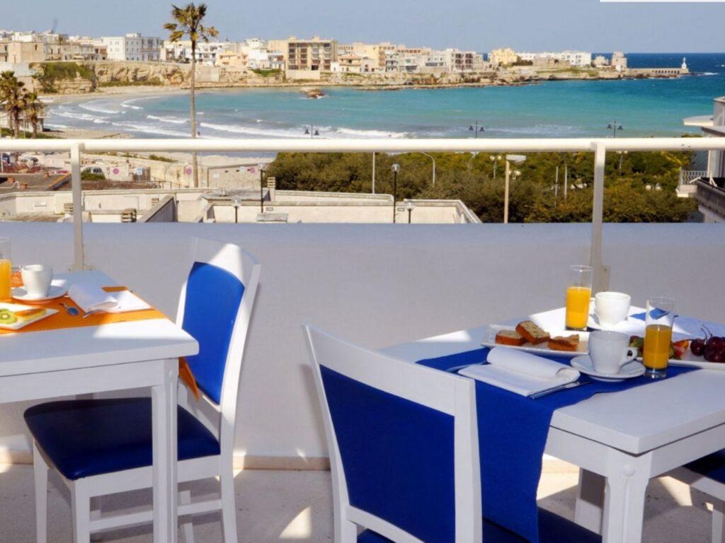 Hotel w Otranto - Rowerowa Apulia z BezGranic Travel