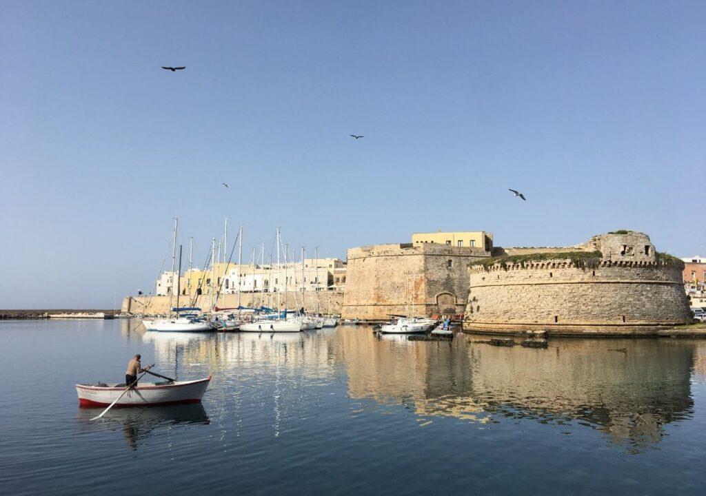 Rowerowa Apulia - Gallipoli