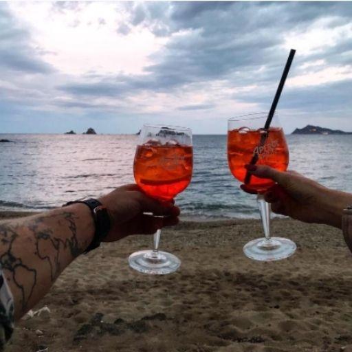 BezGranic Travel - Instagram - Włochy - aperol