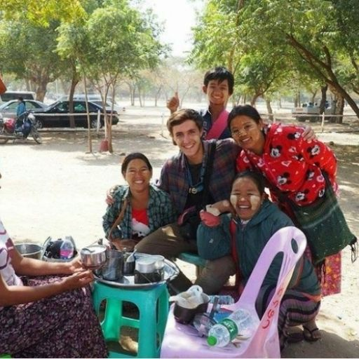 BezGranic Travel - Instagram - Mjanma