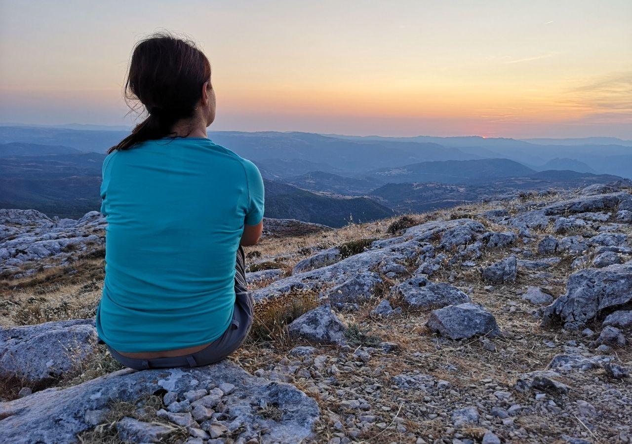 Trekking na Sardynii - mindfulness z BezGranic Travel