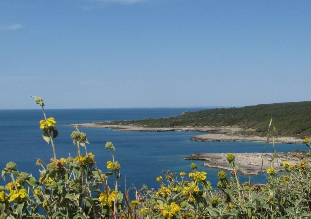 Rowerowa Apulia - Porto Selvaggio