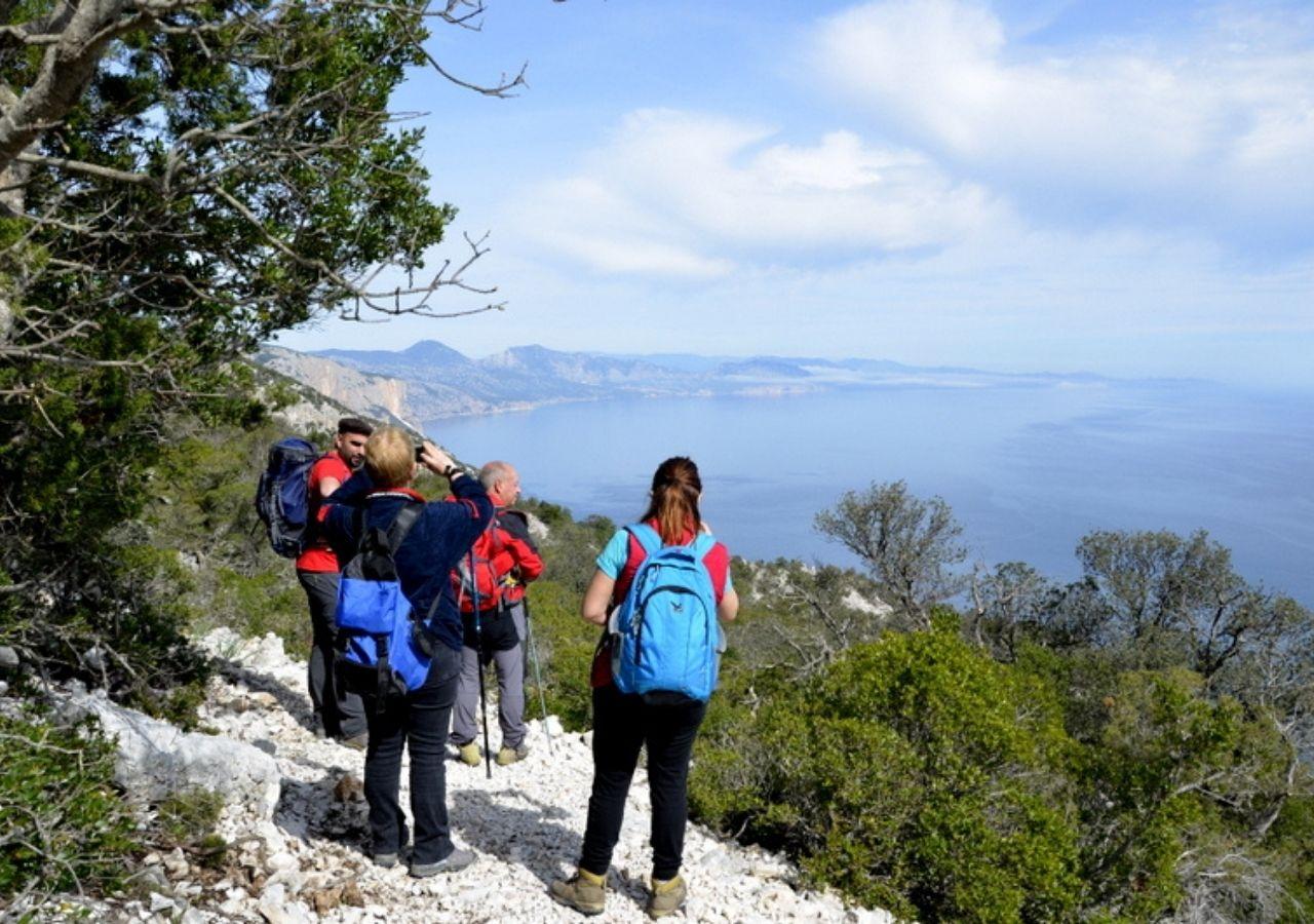 Trekking na Sardynii szlakiem Selvaggio Blu